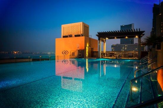 Sofitel Dubai Jumeirah Beach : Infini Pool