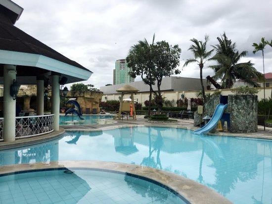Waterfront cebu city hotel casino now 58 was 6 9 - Mandarin hotel cebu swimming pool ...