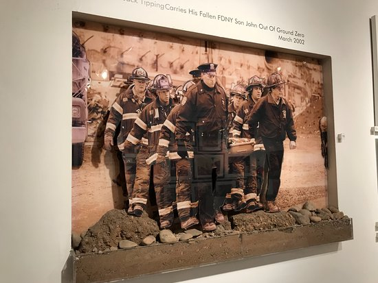 Workshop al museo Ground Zero: Example of the amazing images to be discovered