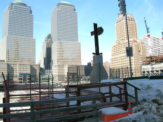 Workshop al museo Ground Zero: I took this photo at Ground Zero circa 2003/4