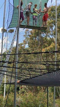 Homebush, Australia: conquering my fear