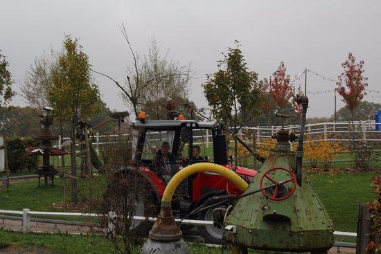 Hoor, Sweden: Traktor for børn