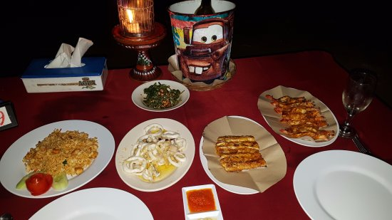 Bayang Cafe: Our diner