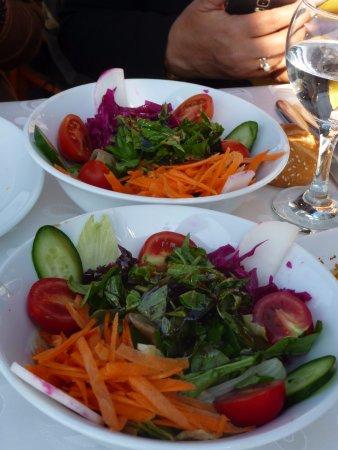Beykoz, Turcja: salade composée