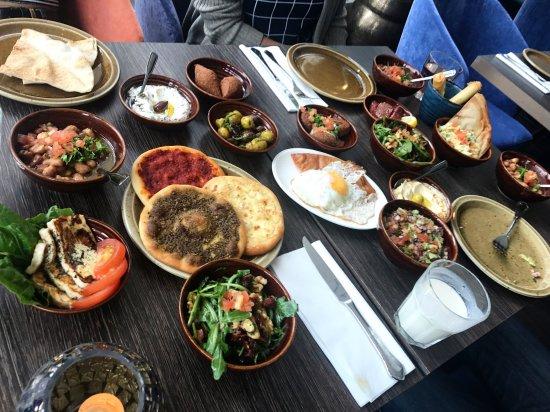 brunch p litani lebanese kitchen - Lebanese Kitchen