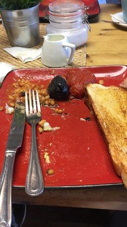 Mega buster breakfast