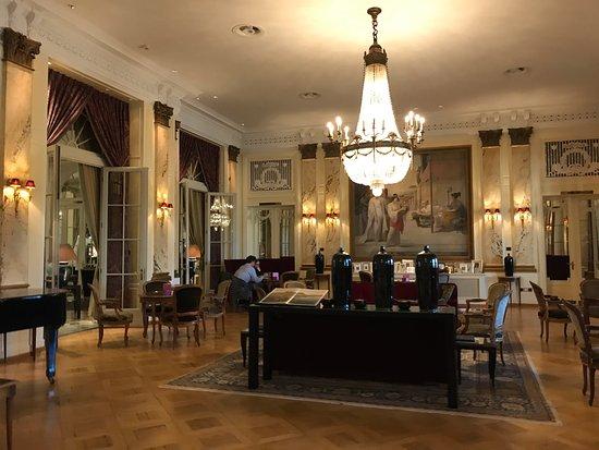 BELLEVUE PALACE Bern Foto