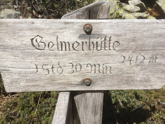 Guttannen, Schweiz: Is it worth it....