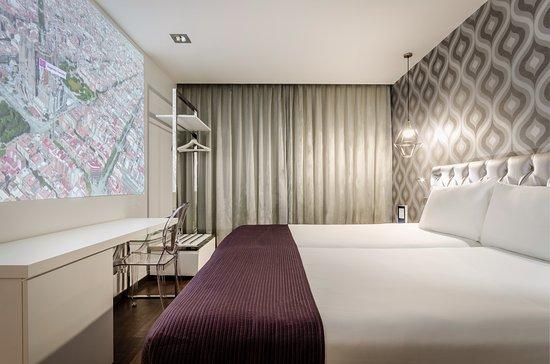 โรงแรมยูโรสตาร์ รัมบลา: Eurostars Ramblas