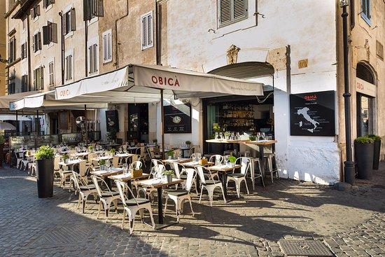 Obica Mozzarella Bar Campo Dei Fiori Rome Parione
