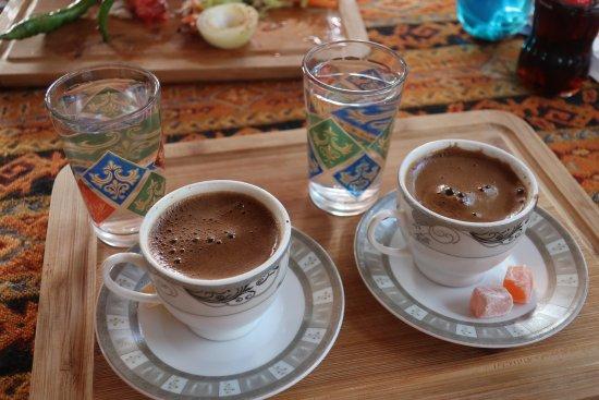 Mustafa : Кофе по-турецки