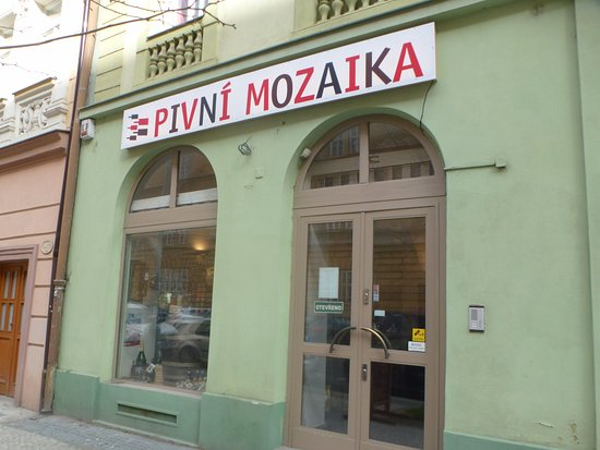 Pivni Mozaika Beer Shop