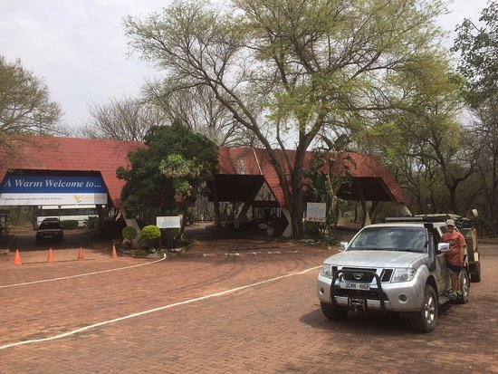 Middleburg, South Africa: Entrance