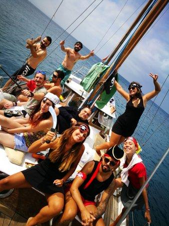 Puerto Calero, Spain: clientes