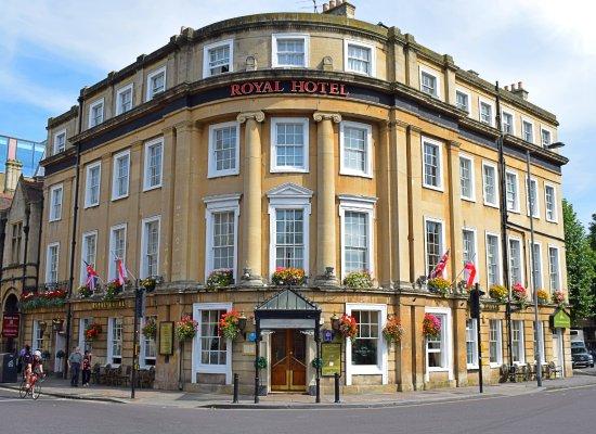 A Hotel In Bath