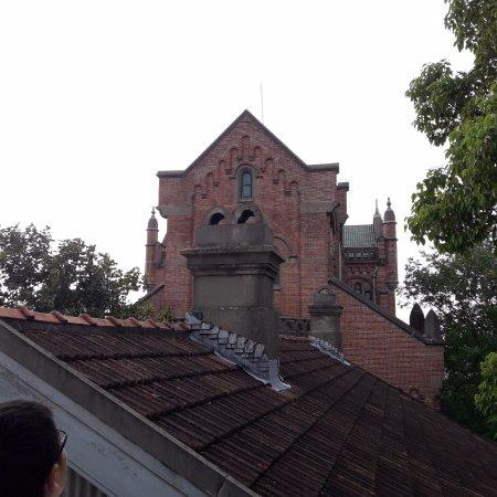 Sheshan Catholic Church: church
