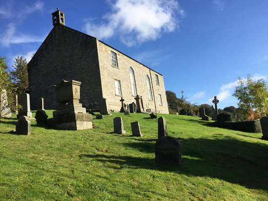 Portmoak Church