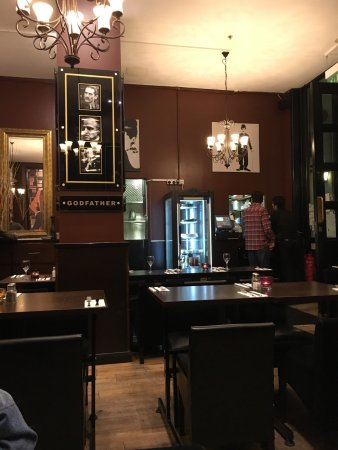 Cucina cafe bar london southbank restaurant reviews - Cucina restaurant london ...