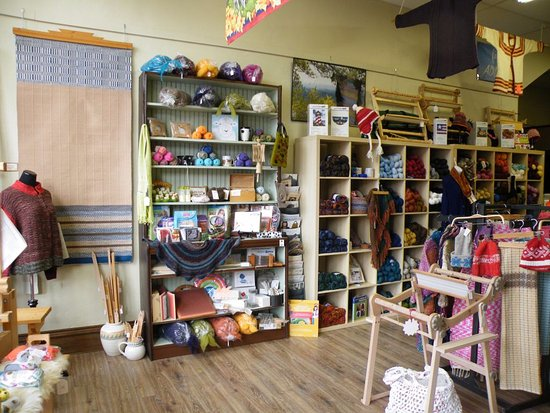Hot Springs, SD: Fiber Arts Supplies, Finished Handwovens, Exclusive Bison Yarn and Fiber