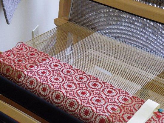 Fall River Fibers: Take a weaving class.