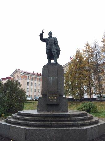Kirov Statue