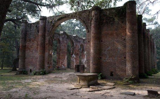 Yemassee, SC: Ruine