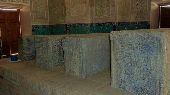 Shakhrisabz, Uzbekistan: Le tombe