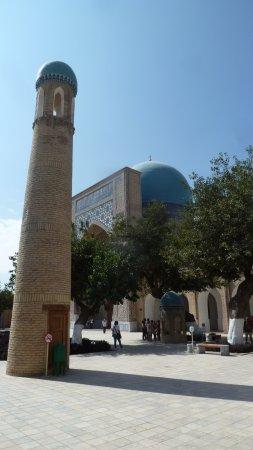 Shakhrisabz, Uzbekistan: o minaret0Atr piccol