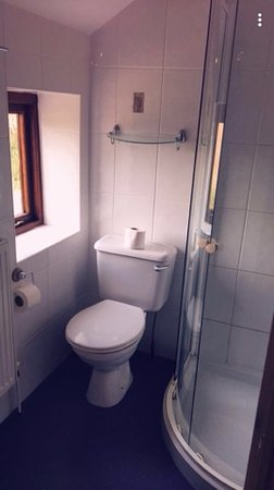 Leven, UK: All of our guest rooms have private bathrooms with shower