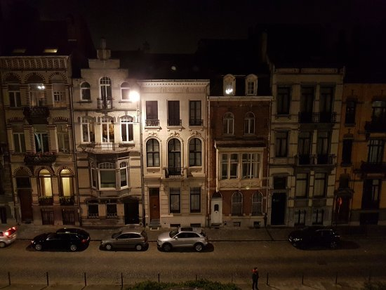 B&B Le Seize : A view from the balcony