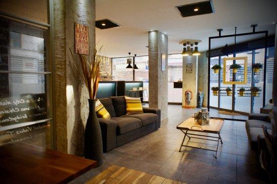 My Dora Hotel: HOTEL MY DORA LOBİ