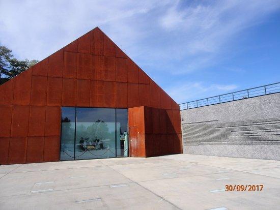 Lancut, Polen: внешний вид музея