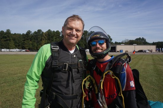 Chester, SC: My instructor, Dan