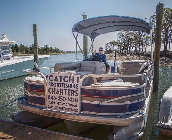‪Catch 1 Sport Fishing Charters‬