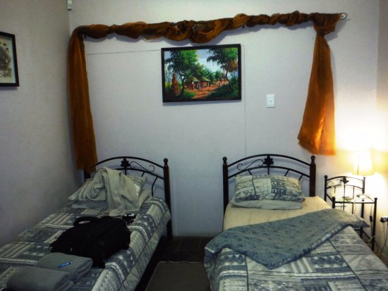 Anandi Guesthouse: Very average rooms