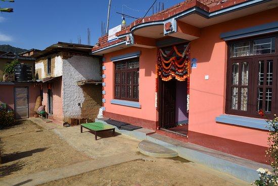 Balthali, Nepal: vue extérieure