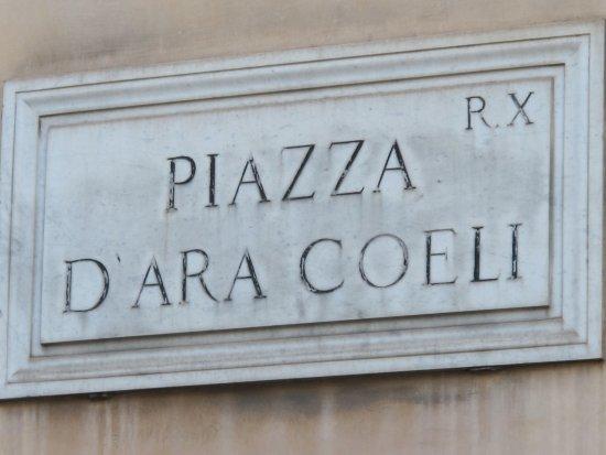 Fontana di Piazza d'Aracoeli
