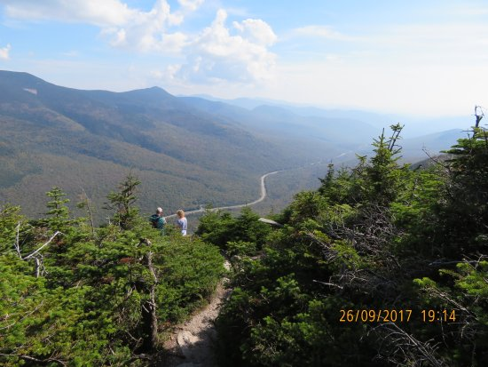 Cannon Mountain Aerial Tramway: Mountain View