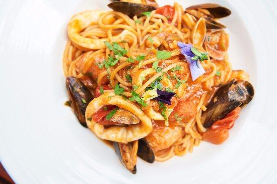 Capeesh: Delicious pasta