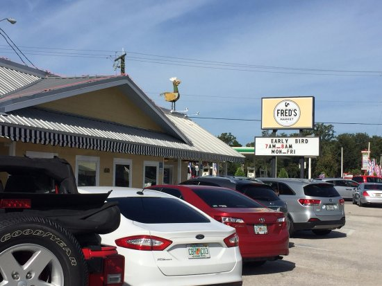 ริเวอร์วิว, ฟลอริด้า: Fred's