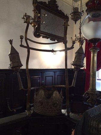 Synagogue: Ancient artifact