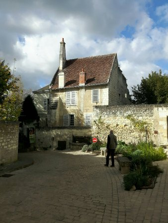 Loches, France: Maison Lansyer