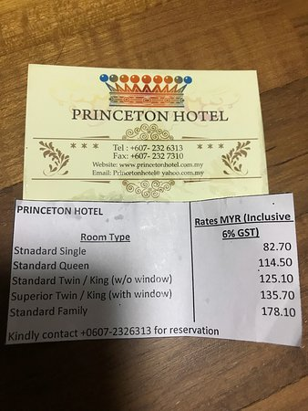 Princeton Hotel: photo0.jpg