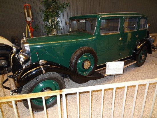 la licorne 1947 picture of musee automobile reims reims tripadvisor. Black Bedroom Furniture Sets. Home Design Ideas