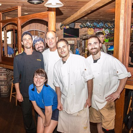 Hallowell, ME: Chef Kirk and the crew