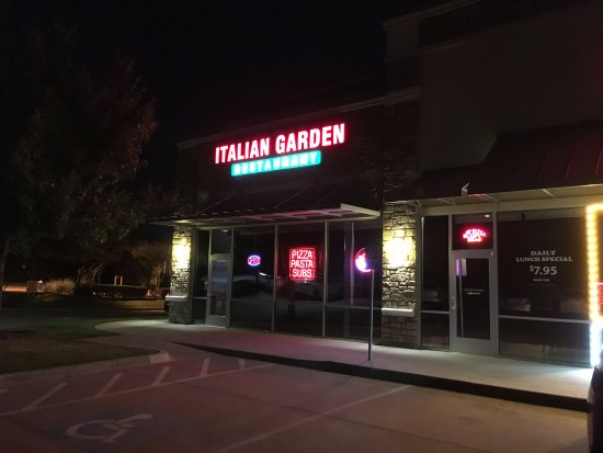 Mckinney Texas Italian Restaurants