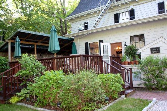 Marshall Slocum Inn : Location per la degustazione delle ottime colazioni di Mark