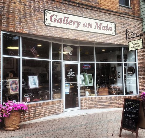 ‪Gallery On Main‬