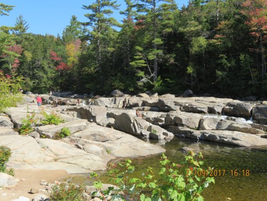 Albany, NH: Scenic Gorge