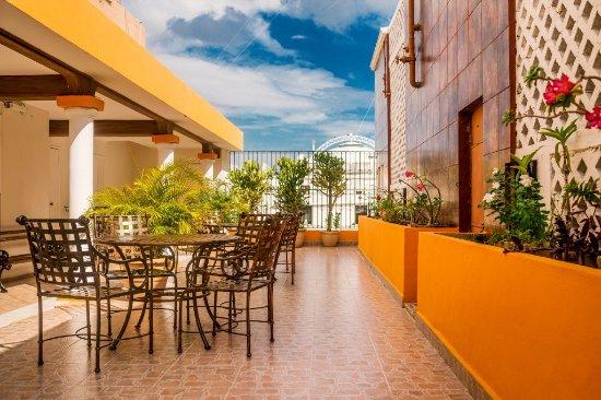 Hotel colonial desde 803 m rida yucatan opiniones y for Hoteles en merida con piscina